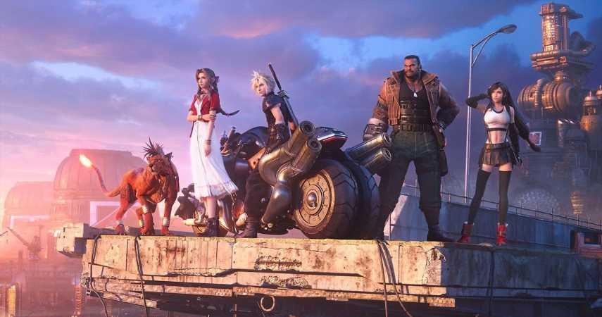 Final Fantasy 7 Remake Director Says Game Was Inspired By Horizon: Zero Dawn