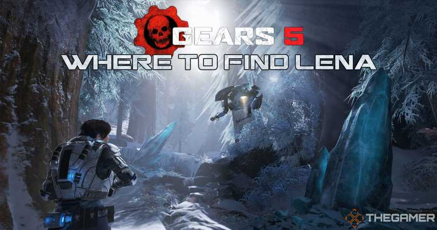 Gears 5: Where To Find Lena