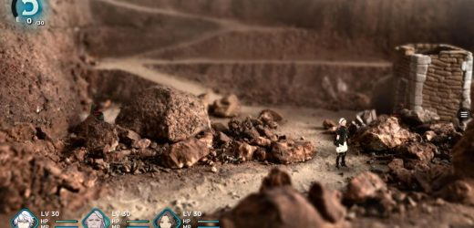 Final Fantasy creator's project goes viral for its elaborate 3D dioramas
