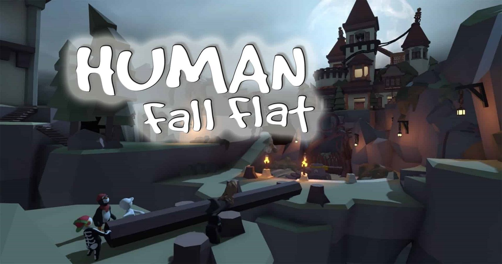 Human Fall Flat Developers Have New Physics-Based Games On The Way