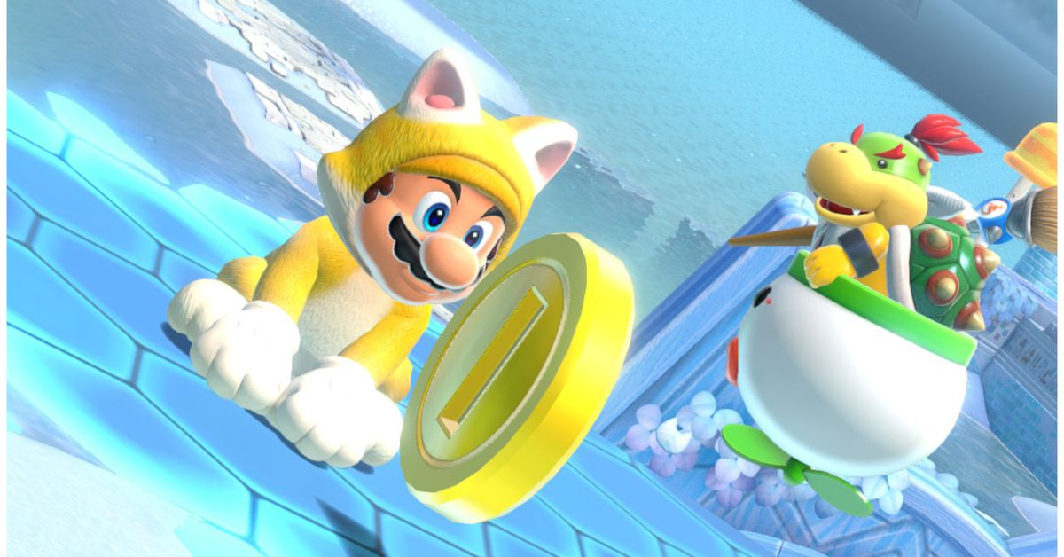 Super Mario 3D World + Bowser's Fury is a fantastic double feature