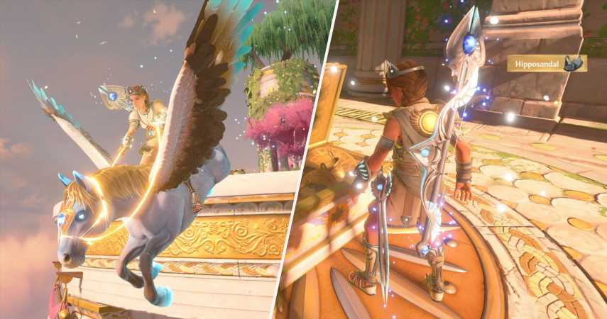Immortals Fenyx Rising A New God DLC: Guide to Getting the Arion Mount