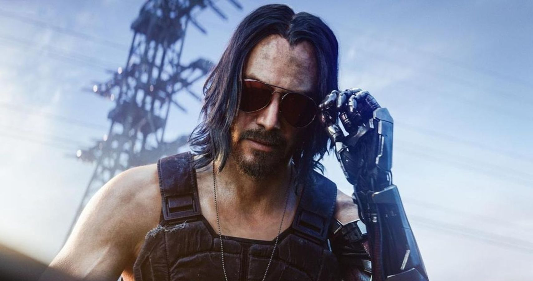 Someone Created Cyberpunk 2077's Johnny Silverhand In Fallout 4