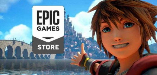 Kingdom Hearts Series Coming To PC As Epic Games Store Exclusive