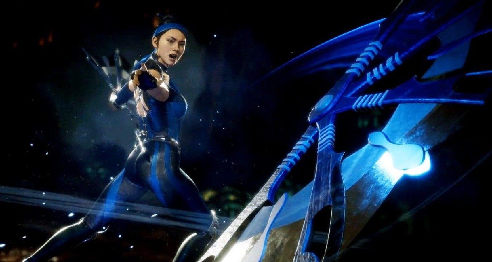 Forget Chun-Li, Why The Hell Isn't Kitana In The Mortal Kombat Movie?