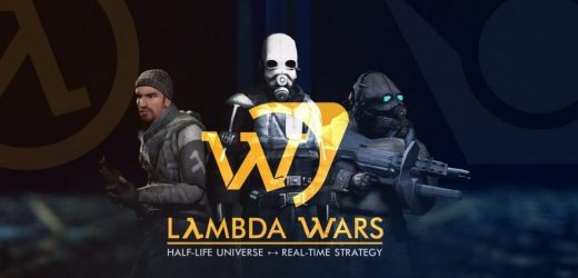 Unofficial Half-Life RTS Lambda Wars Leaves Beta After 13 Years Of Development