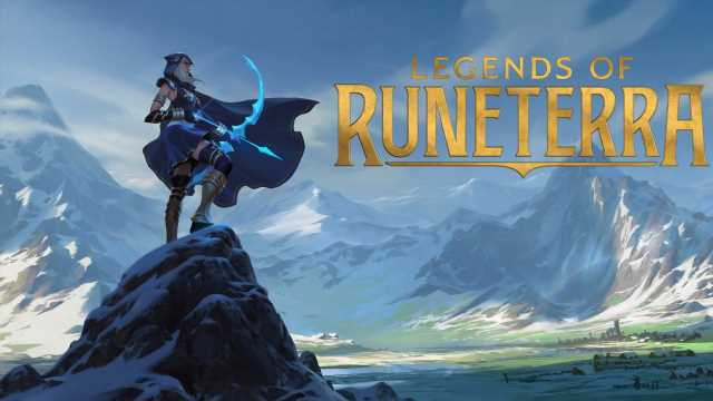 Legends of Runeterra introduces a new single-player mode Lab of Legends