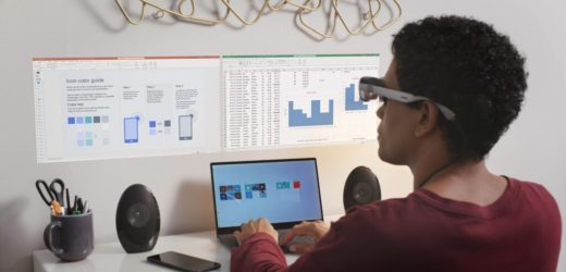 Qualcomm Unveils its XR1 AR Smart Viewer Reference Design