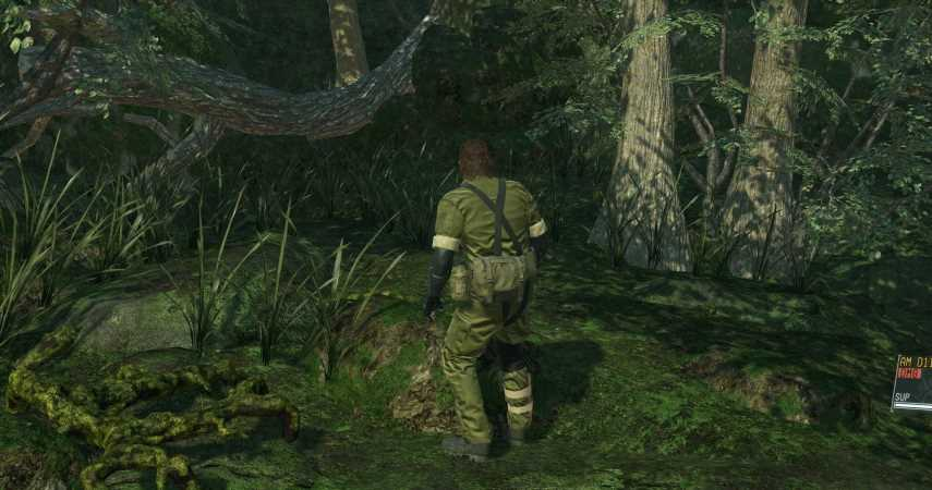 Modders Are Remaking Metal Gear Solid 3 Inside Metal Gear Solid 5