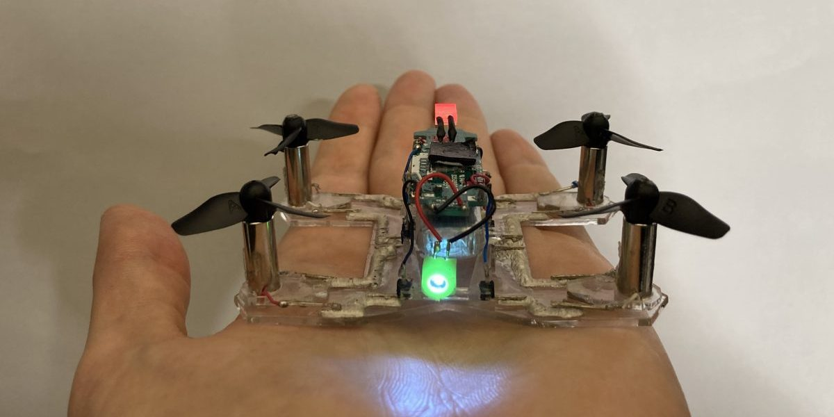 MIT CSAIL's LaserFactory can print fully functional drones