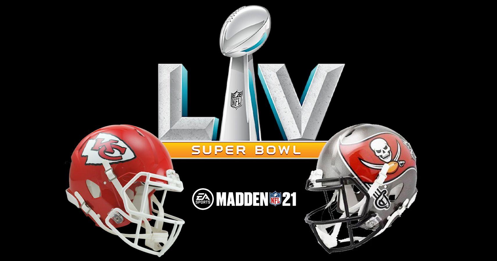 TheGamer's Madden 21 Super Bowl LV Prediction – And The Winner Is…