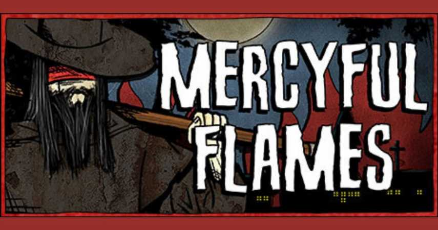 Horror Adventure RPG Mercyful Flames Reveals Name Change And Teaser Trailer