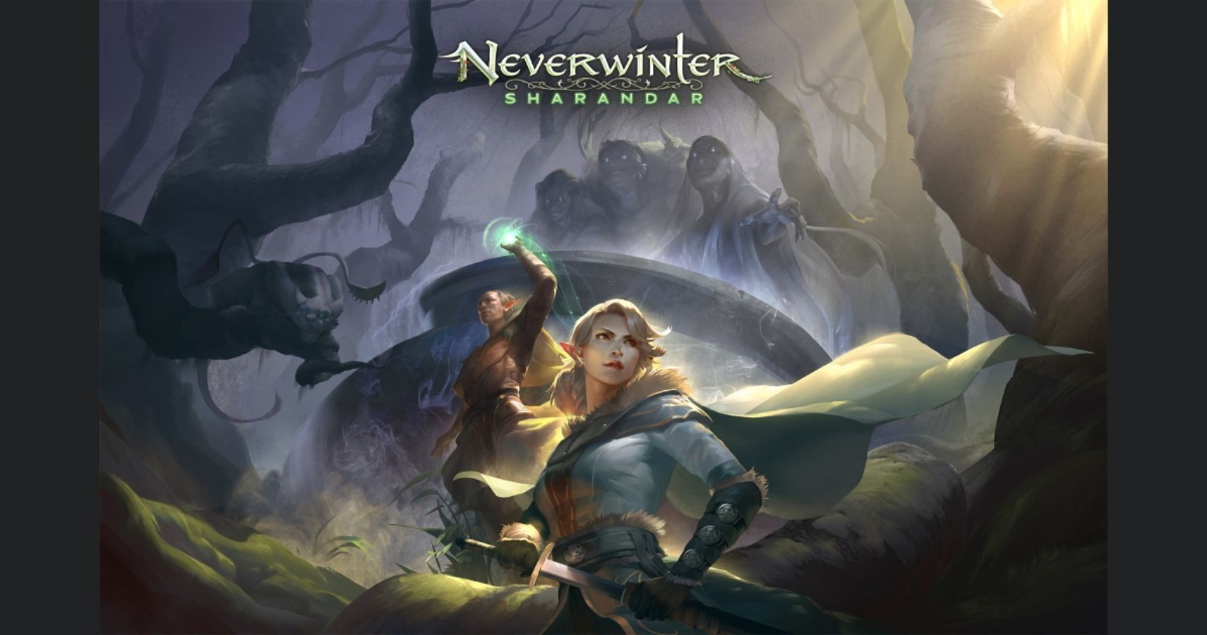 Experience The Fury Of The Feywild (Again) In New Neverwinter MMO Sharandar Expansion