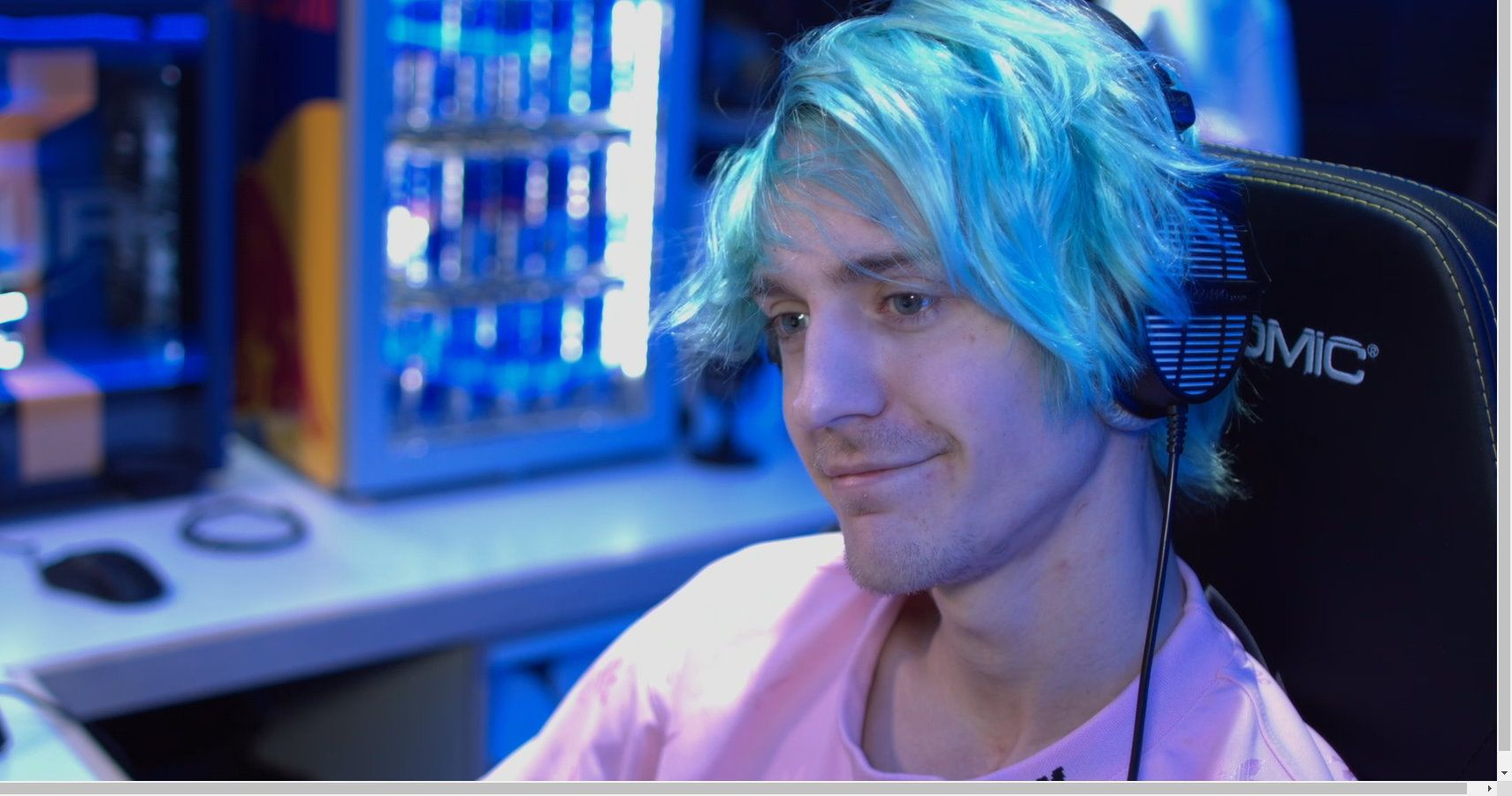 Ninja Vows To Quit Fortnite After Stream Sniper Sends Him Into Expletive-Filled Rant