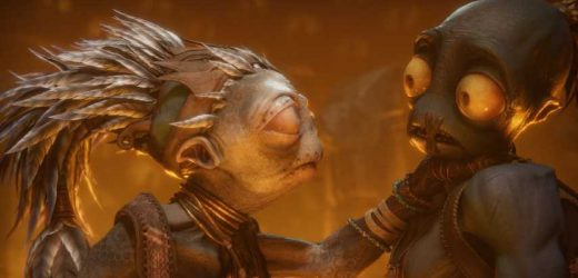 Oddworld: Soulstorm Releases In April, PS Plus Members Get PS5 Version Free
