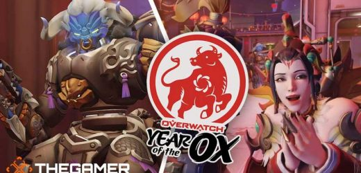 Overwatch's Year Of The Ox Event Is Now Live