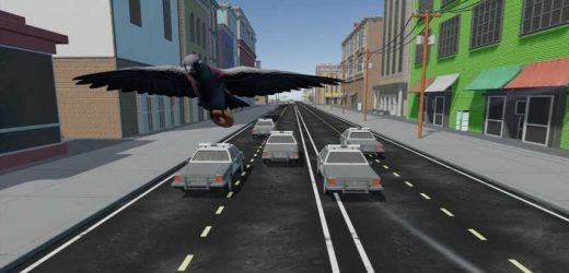 Pigeon Simulator Will Let You Steal Donuts From Cops And Poop On Everyone