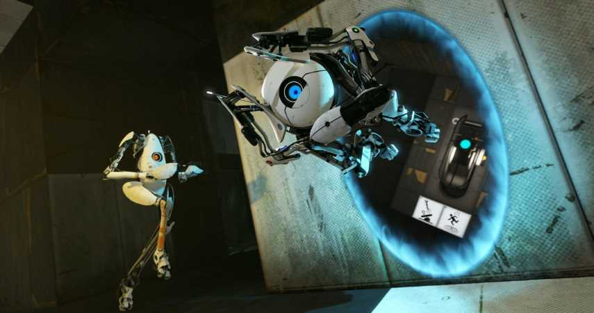 After 10 Years, Portal 2 Receives A Major Update