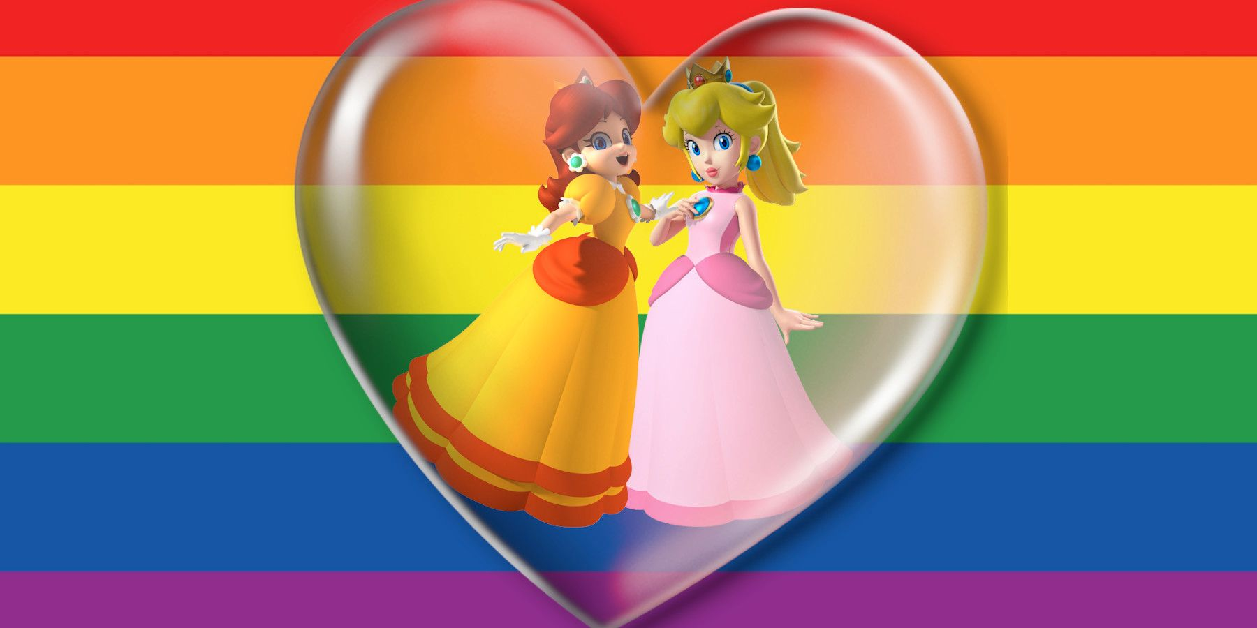 It's Time For Peach And Daisy To Date Already