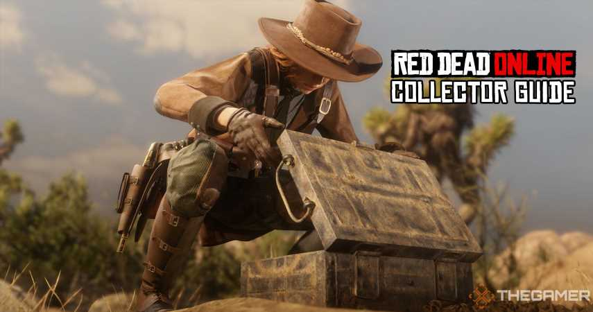 Red Dead Online: Collector Guide
