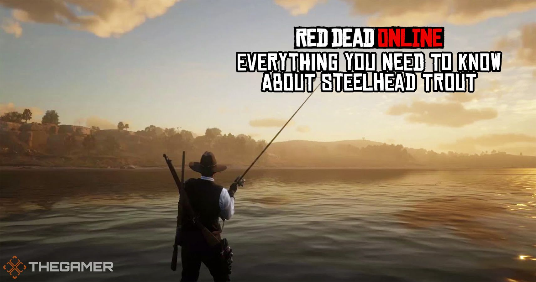 Red Dead Online: Everything You Need To Know About Steelhead Trout