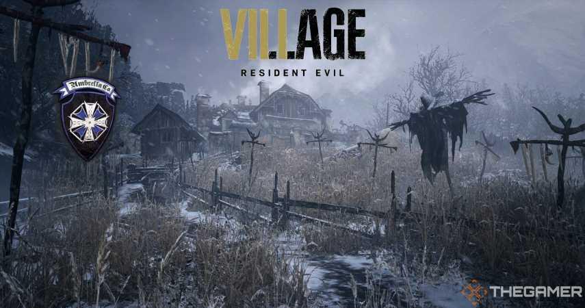 Resident Evil Village: Who Is Blue Umbrella?