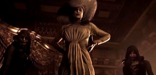 Capcom Confirms Exactly How Tall The Vampire Lady In Resident Evil: Village Is