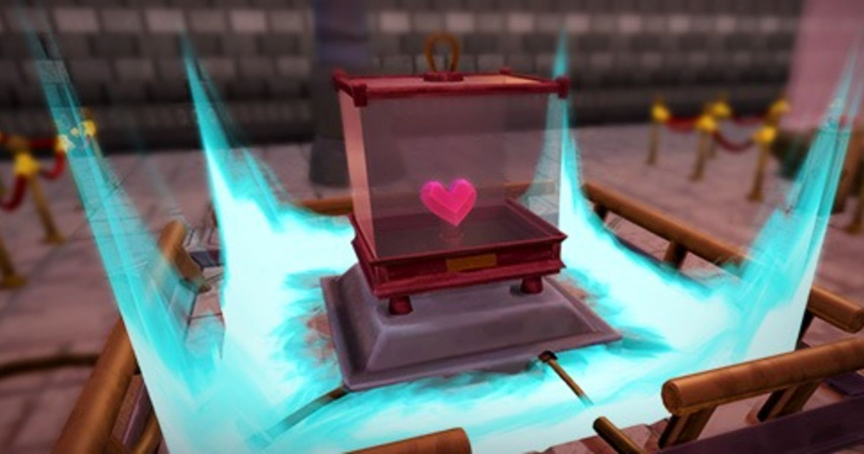 RuneScape Adds New Heartstealer Quest For Valentine's Day, Double XP Event Starts Next Week