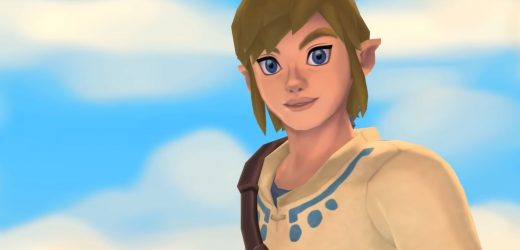 The Legend of Zelda: Skyward Sword HD Might Have Amiibo Support
