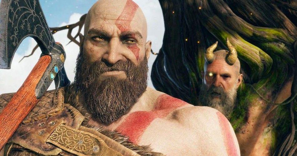 "Fan Recreates God Of War's Leviathan Axe, Cory Barlog Calls It ""Glorious"""