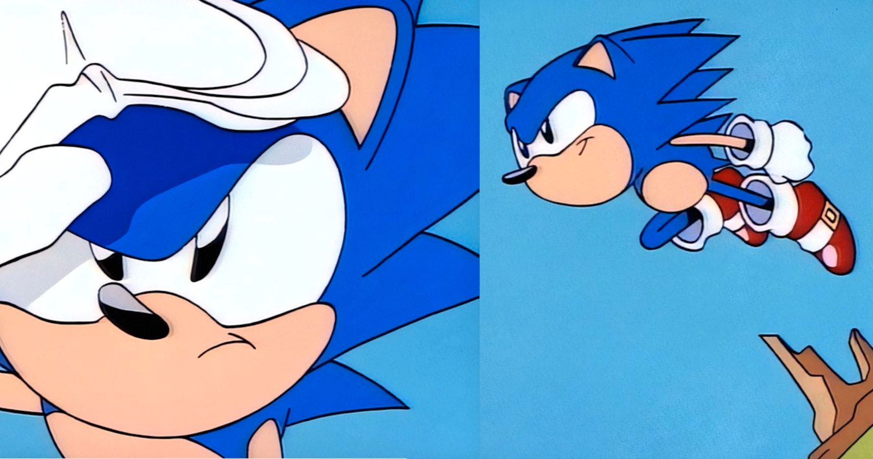 Iconic Sonic CD Intro Has Been Remastered To 720p By Fans