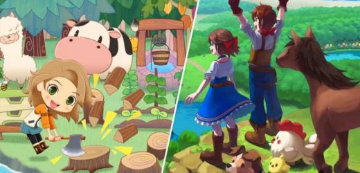 Pitchforks At The Ready: Story of Seasons And Harvest Moon Are About To Go Head To Head