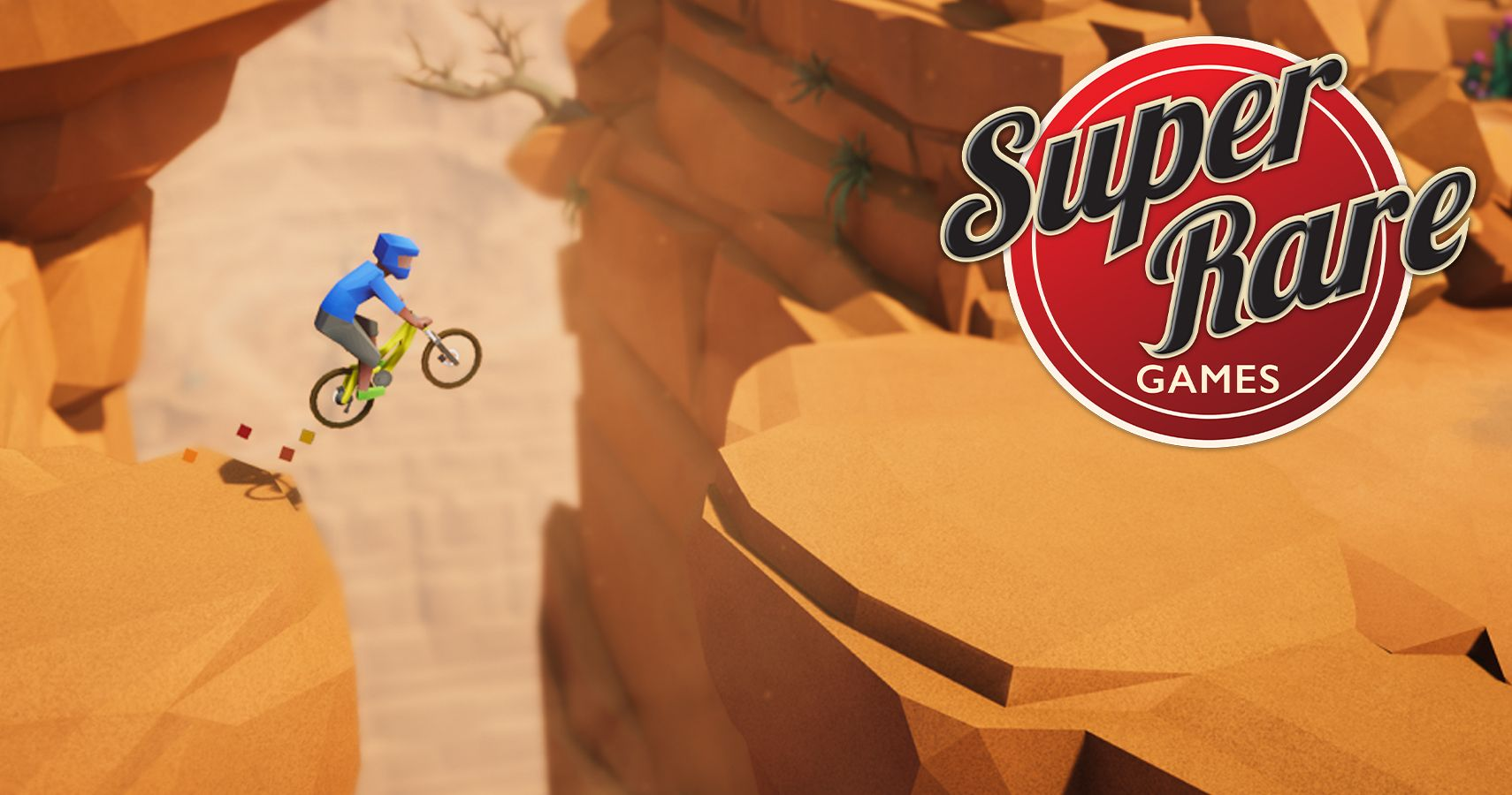 Lonely Mountains: Downhill Races In As Super Rare Games' Next Physical Release