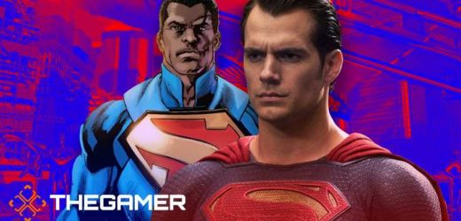 Warner Bros Plans To Introduce A Black Superman