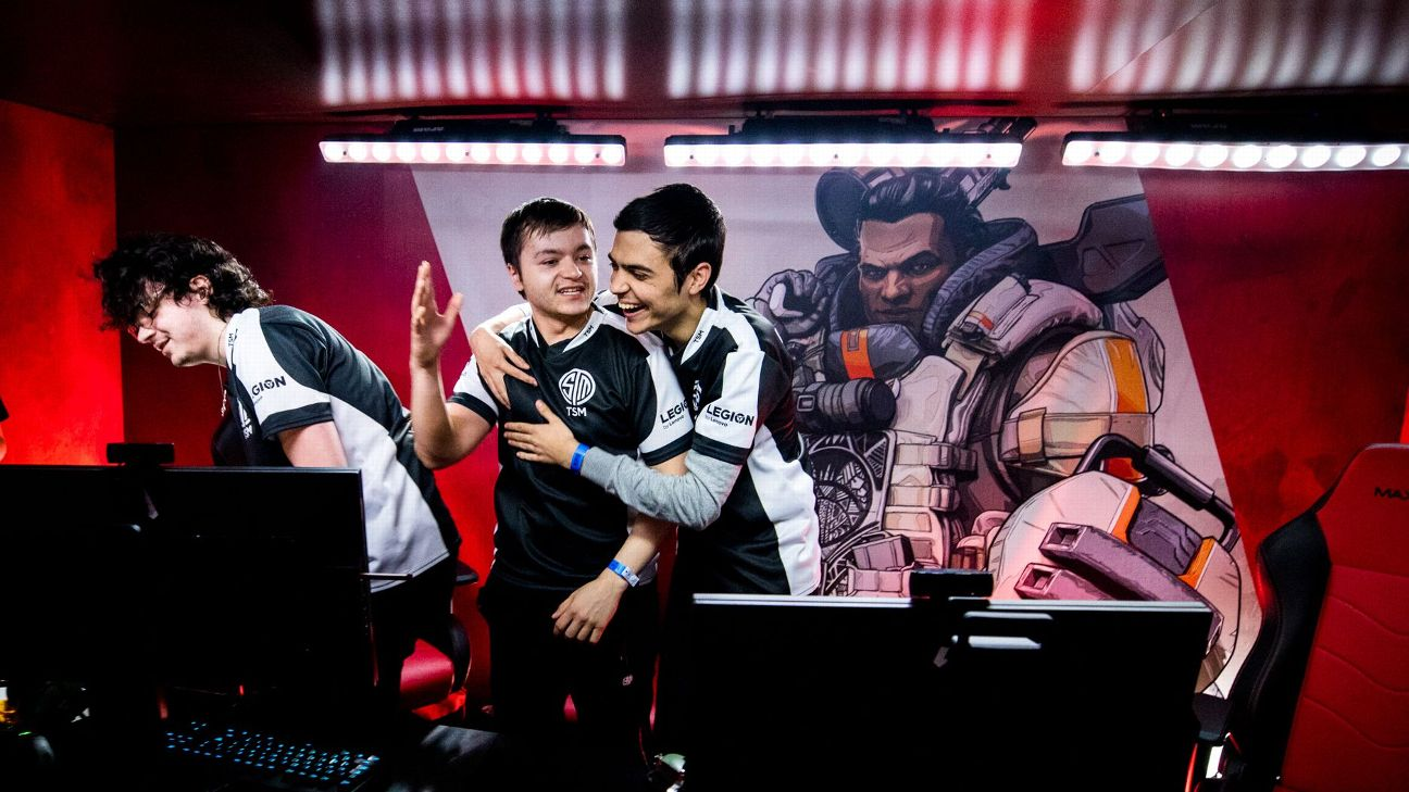"""Apex Legends caster calls out ImperialHal for """"yelling"""" at TSM teammates"""