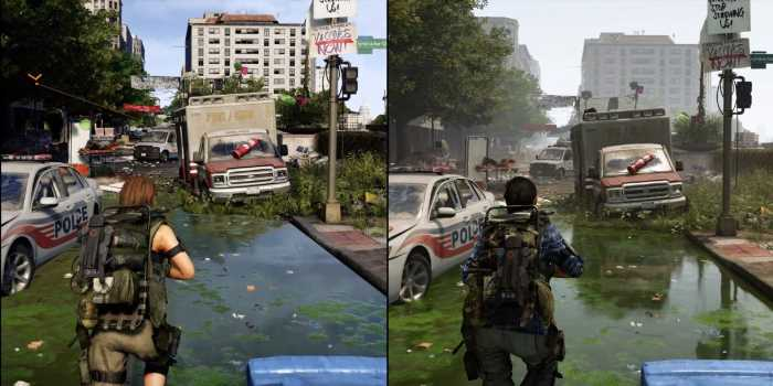 The Division 2's Next-Gen Patch Has Downgraded Visuals On PS5, Devs Working On A Fix