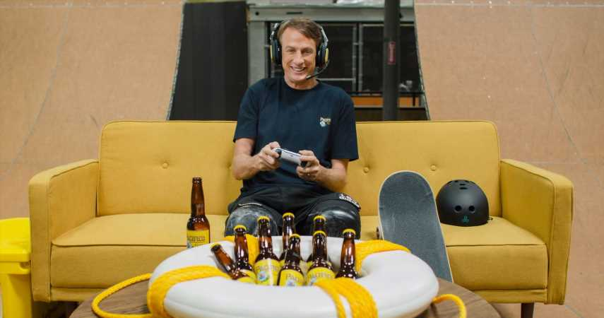 Take On The Birdman Himself In Pacifico's Tony Hawk Pro Skater Challenge