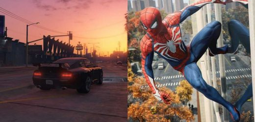 10 Best Open-World Games That Are Not RPGs