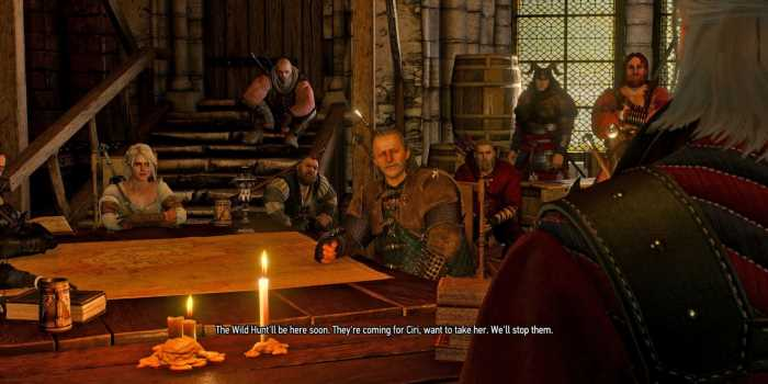 Witcher 3: How To Get A Full Crew For The Battle Of Kaer Morhen