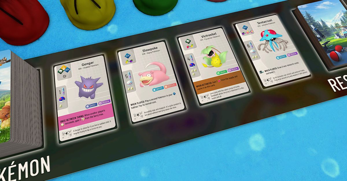 Award-winning board game Wingspan gets an unofficial Pokémon mod