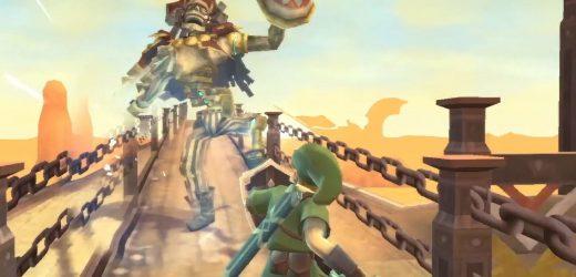Nintendo Direct Confirms Skyward Sword HD And Master Sword Joy-Cons