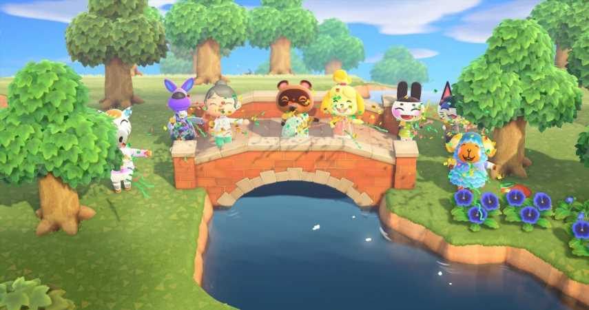 Animal Crossing: New Horizons Is Back On Top Of The UK Retail Charts