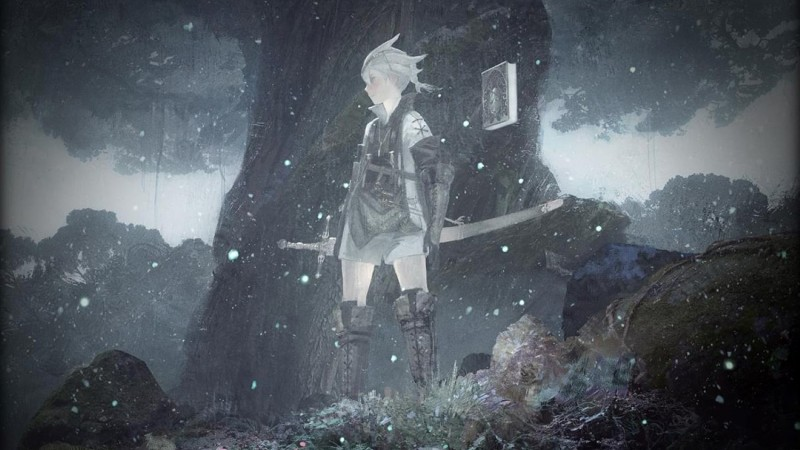 New Nier: Replicant Gameplay Walkthrough Takes Players Through The Barren Temple