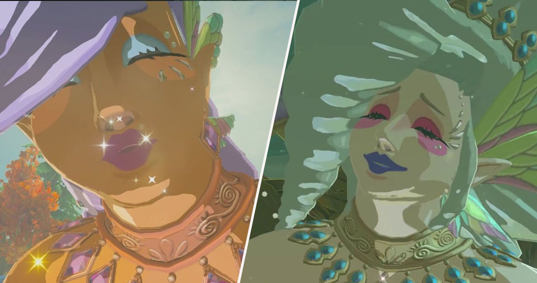 Breath of the Wild: Every Great Fairy Fountain (& Where To Find Them)