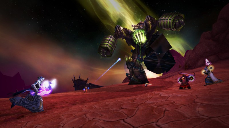 World Of Warcraft: Burning Crusade Classic Announced At BlizzCon