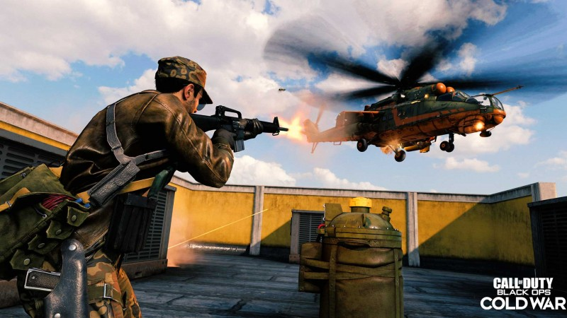 NPD January Data Reveals Call Of Duty: Black Ops Cold War Is January's Best-Selling Game