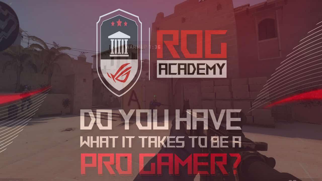 ASUS India Announces ROG Academy India With A Focus On CS:GO