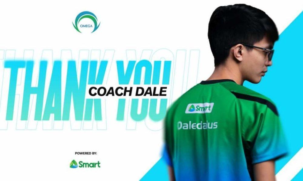 Smart Omega part ways with MLBB head coach DaleDalus