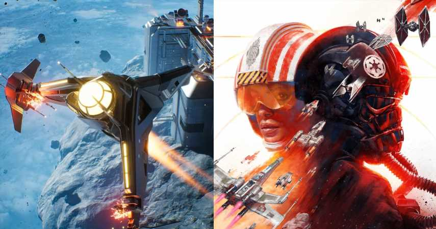 Everspace 2 and Star Wars: Squadrons Are Two Halves Of One Perfect Space Shooter