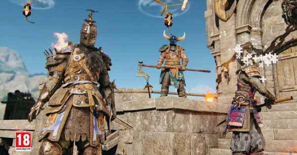 Shovel Knight joins the fray in For Honor